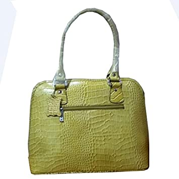 c458bb45ffaf Buy Generic Leather Light Green Ladies Handbags Online at Low Prices ...