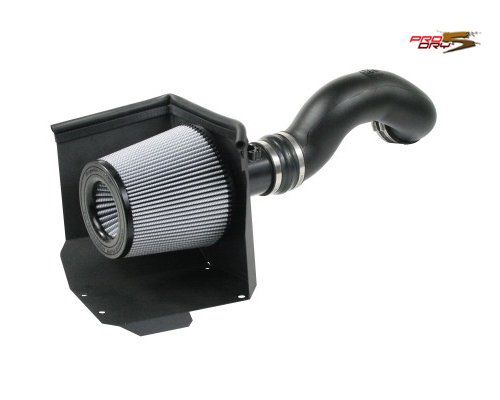 aFe Stage 2 Cold Air Intake System GMC Yukon 6.0L V8 09-12