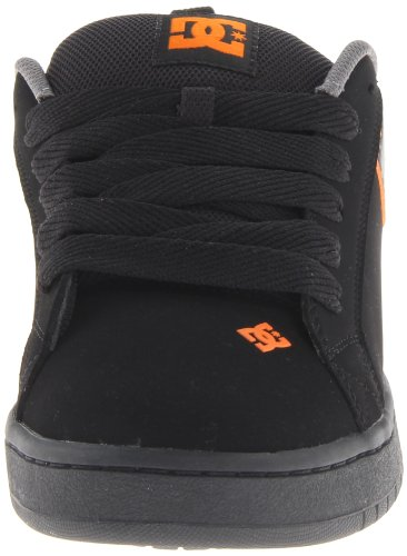 Sneaker DC Graffik Fluorescent SE Court Men's Black vzzHARy