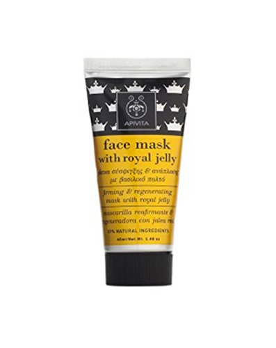 - Apivita Face Mask with Royal Jelly - Firming 50ml/1.86oz (Item package may vary)