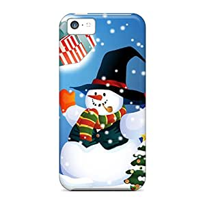New Shockproof Protection Cases Covers For Iphone 5c/ Christmas Cases Covers