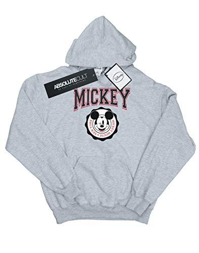 Mouse York Sweat Disney Gris Capuche New Seal Garçon Sport Mickey À IwOAAqgEFx