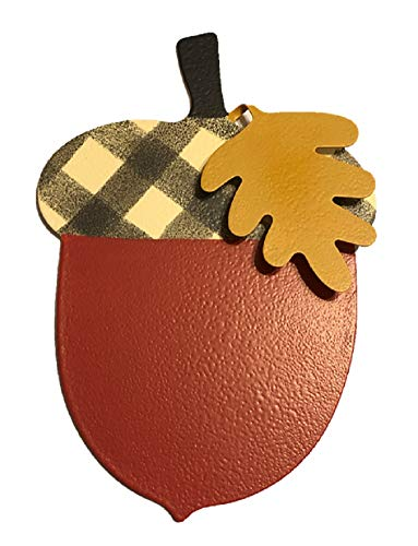 Roeda Brighten Your Life 25019n Acorn with Plaid