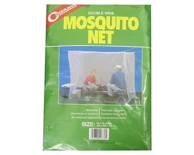 Coghlan's Double Mosquito Net, White, Outdoor Stuffs