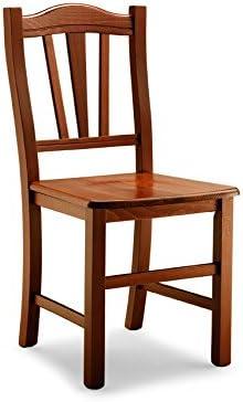 Sedia Classica sedile legno Sedie Cucina Sala Soggiorno W594//NL Lo Scrigno Arredamenti