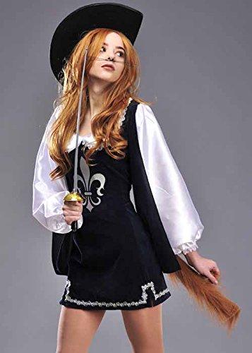 18 Large De Bottes 16 Costume Pusses Pour uk Delights En Adultes Femmes Marron qUHRaf