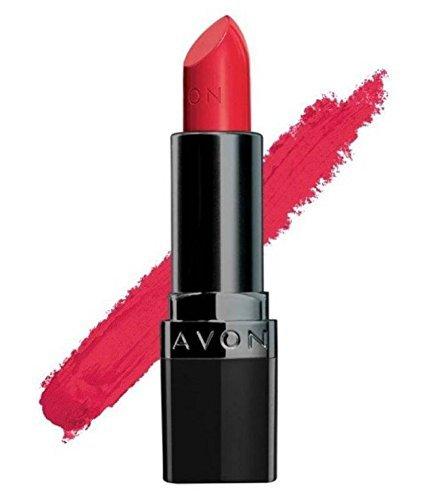 Avon Beauty Products True Color Perfectly Matte Lipstick  Vibrant Melon