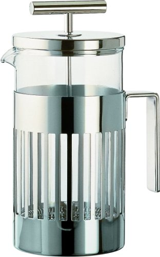 Aldo Rossi Press Filter Coffee Maker Or Infuser Color