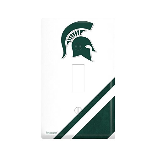 Michigan State University Single Toggle Light Switch Cover (Michigan State Single)