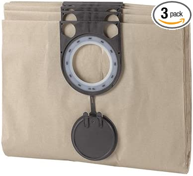 Bosch VAC022 Heavy-Duty Bags for Dry or Wet Material 3 Pack