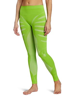 Spyder Women's Record Seamless Baselayer Pant