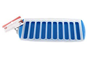 Good Living Dishwasher-Safe Compact Ice Stick to Keep Drinks Chilled, Colors Vary, 1-Tray