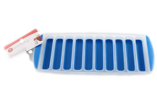 Tray Sticks (Good Living Dishwasher-Safe Compact Ice Stick to Keep Drinks Chilled, Colors Vary, 1-Tray)
