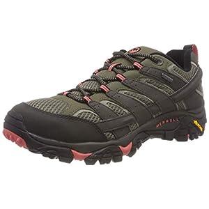 Merrell Moab 2 GTX, Chaussures de Randonnée Basses Femme, 33 EU