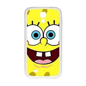 Lovely SpongeBo Cell Phone Case for Samsung Galaxy S4