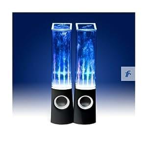 """Altavoces Dancing Water Speaker Agua Danza del altavoz """"Dancing Water"""""""