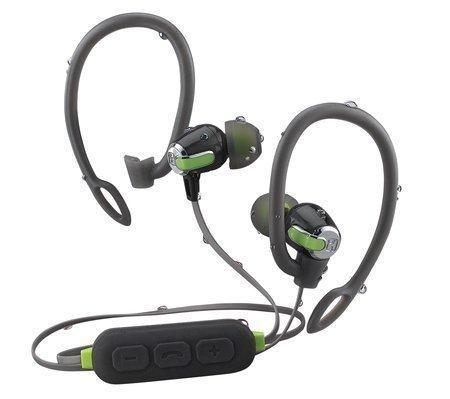 iHome Fit Wireless Headphones Bluetooth Water-Resistant Earb