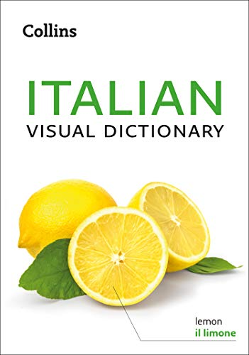 Collins Italian Visual Dictionary (Collins Visual Dictionaries)  por Collins Dictionaries