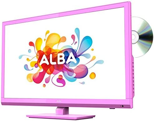 Alba 24 Inch HD Ready LED TV/DVD Combi with Freeview: Amazon.es: Electrónica