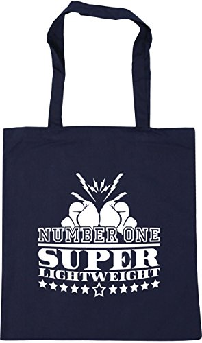 Tote French Number Shopping Lightweight 42cm Gym Super x38cm Bag 10 Beach Navy One litres HippoWarehouse OwIqFHq