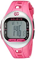 Soleus Unisex SF001-611 Tempo Digital Display Quartz Pink Watch