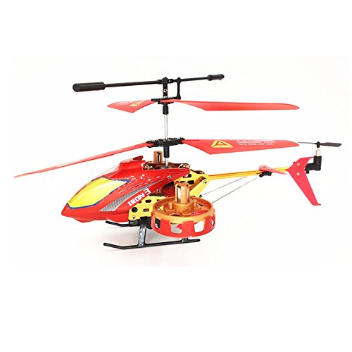 Remote Control Helicopter 4 Channel RC Helicopter with Gyro Best Birthday Christmas Festival Gift