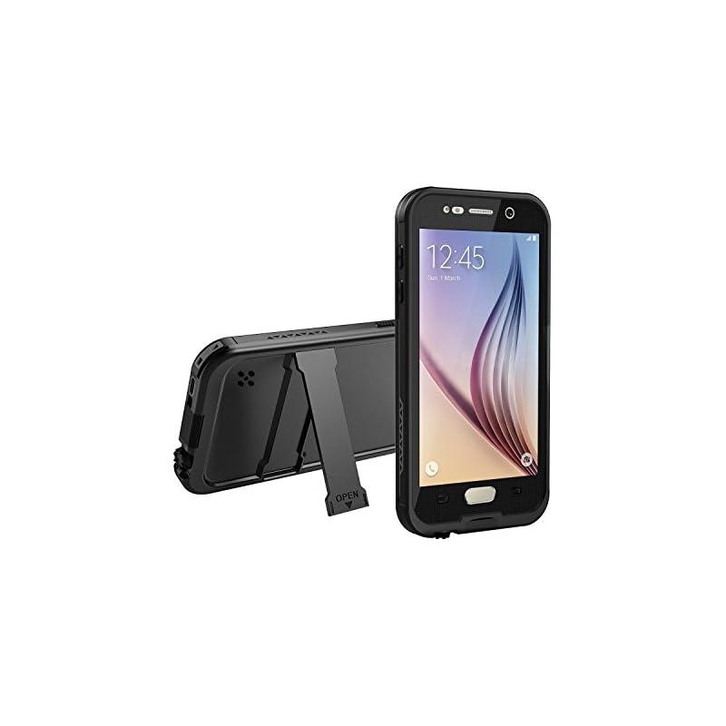 Galaxy S6 Waterproof Case, Dust Proof, S