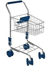 Toysmith Kids' Miniature Shopping Cart