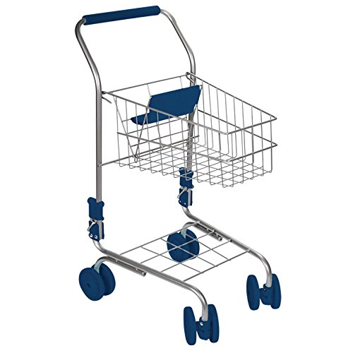 Toysmith Kids Miniature Shopping Cart