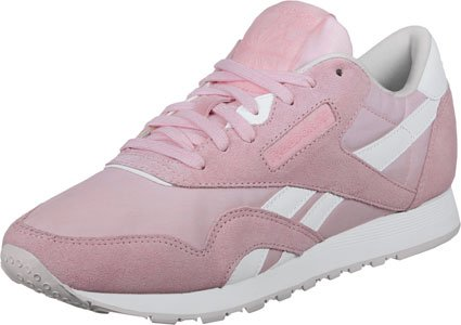 Reebok CL Nylon SP W Schuhe Pink