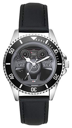 Gift for Audi S4 Fans Driver Kiesenberg Watch L-10023
