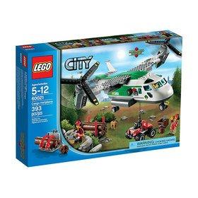 LEGO Lego - City Cargo Plane Helicopter 60021