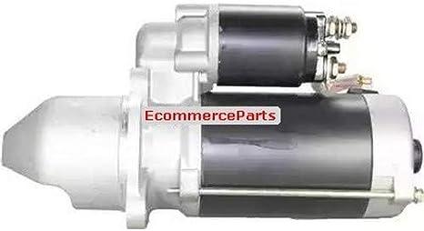 Motor de arranque Bosch 9145374932173 EcommerceParts. Voltaje: 24 V. Número de dientes: 9. Rendimiento en fase de arranque: 4 kW. Carcasa – Diámetro: 89 mm. Número de orificios de rosca: 0.