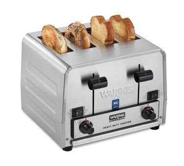 Waring WCT850RC Heavy Duty Pop Up Toaster
