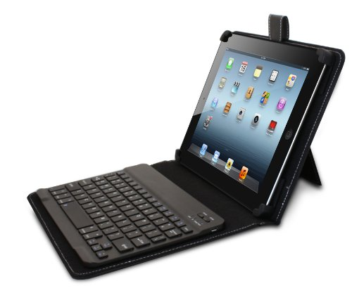 Life Made Universal Bluetooth Keyboard and Case with Stand
