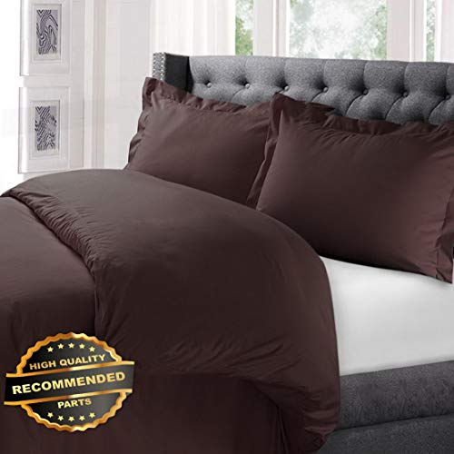 Werrox 1800 Collection 3 Piece Duvet Cover Set for Comforter | Queen Size | Quilt Style QLTR-291265809