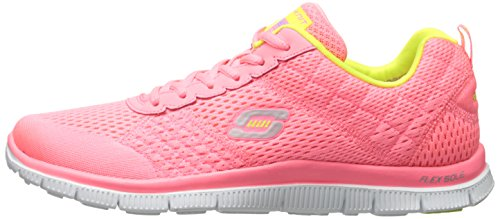 Obvious Appeal Skechers Rosa Mujer Choice Para Zapatos pkyl Flex EpqxvqOw