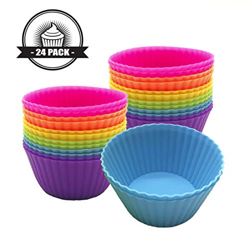 Baking Cups 24 by cookjean (Image #1)