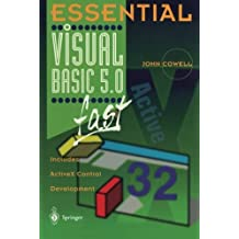 Essential Visual Basic 5.0 Fast: Includes ActiveX Control Development by John Cowell (1997-09-12)