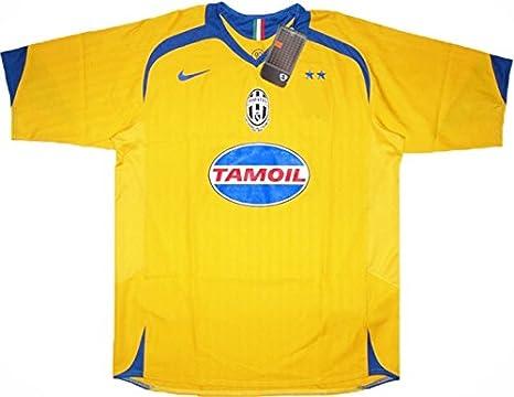 buy online 2d7e9 e48ff Nike Juventus Third Shirt 2005/06: Amazon.it: Sport e tempo ...