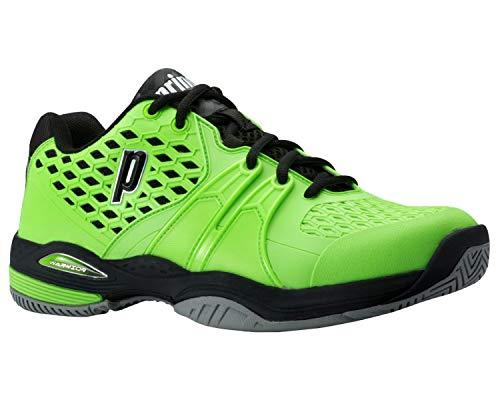 Court Homme all De Warrior Grün Pour Prince Tennis Chaussures schwarz BanwH