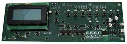Pentair Uoc Motherboard 4Aux Sngl Replacement Easytouch