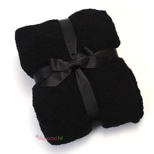 Barefoot Dreams Cozy Chic Throw Blanket - Midnight