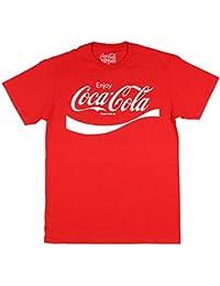 Coca Cola Classic Coke Men's Red T-shirt