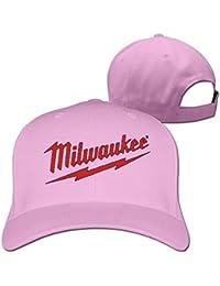 d2c66cebf26ed Power Tool Logo Milwaukee Father s Day Gift Unisex Unisex Hat Wing Graphic  Baseball Cap