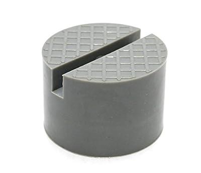 Single Full Size Large Universal Slotted Polyurethane Jack Pad
