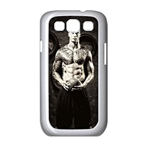 Make Your Own Personalized Cell Phone Case for Samsung Galaxy S3 I9300 Cover Case - Colin Kaepernick HX-MI-072759
