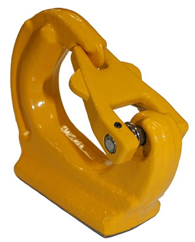 5 Ton Hook (B/A Products 11-AH2  Weld on Anchor Hook, WLL 4400 lb., 4 Height, 5 Width, 2 Length)
