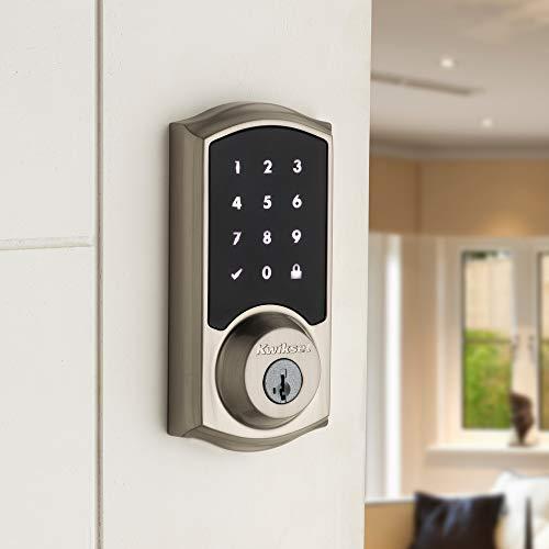Kwikset 99160 020 Smartcode 916 Traditional Smart Lock