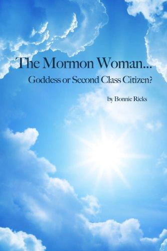 Second Class Citizen Book (The Mormon Woman... Goddess or Second Class Citizen?)
